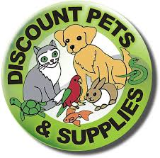 Discount Pets Supplies Logo
