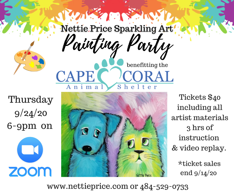 Virtual Painting Party
