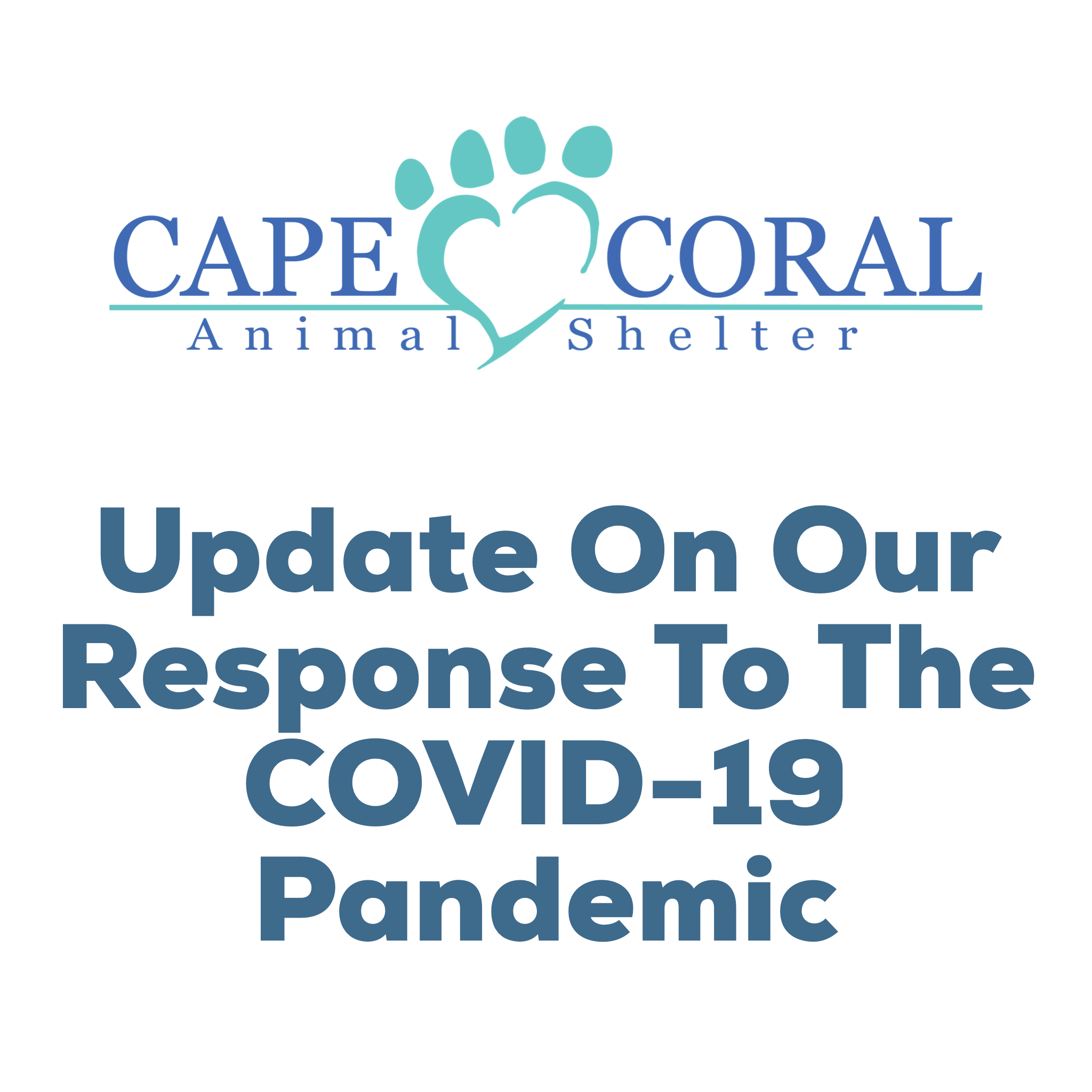 Update on COVID-19 Pandemic