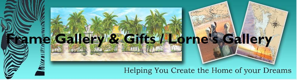 Frame Gallery & Gifts, Lorne's Gallery