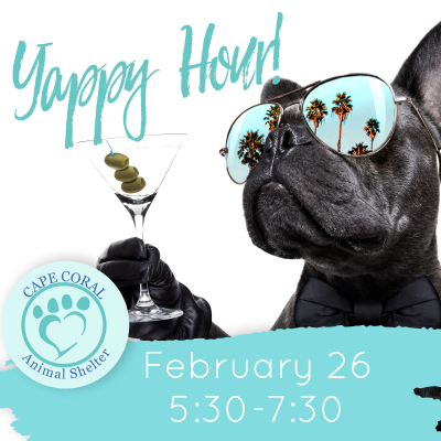 February 26, 2021 CCAS Yappy Hour
